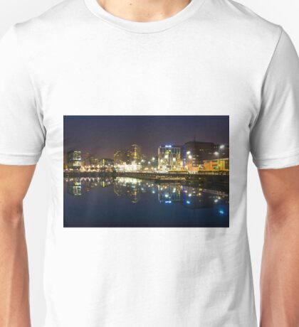 Liverpool ONE from Salthouse Dock Unisex T-Shirt