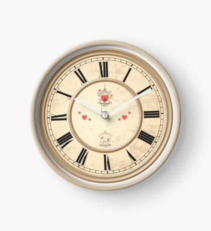 Little BIRDIE clock face...! Clock