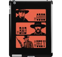 BTTF: The good, the bad and the ugly iPad Case/Skin