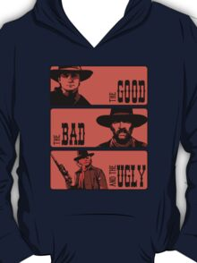 BTTF: The good, the bad and the ugly T-Shirt