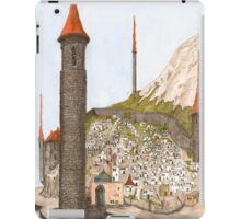 Castle at the End of the World iPad Case/Skin