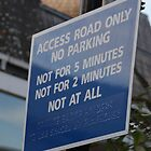 No Parking then? by pix-elation