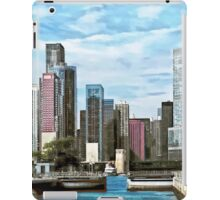 Chicago IL - Chicago Harbor Lock iPad Case/Skin