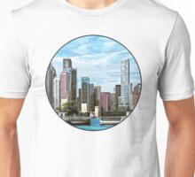 Chicago IL - Chicago Harbor Lock Unisex T-Shirt