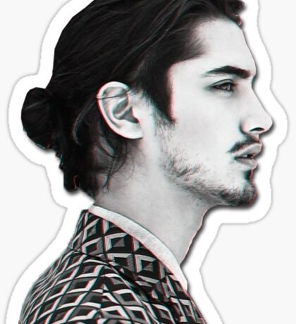 avan jogia Sticker