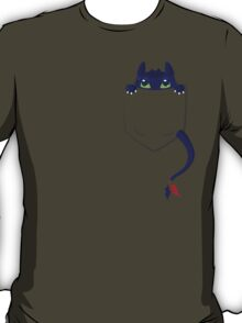 Mini Toothless T-Shirt