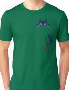 Mini Toothless Unisex T-Shirt