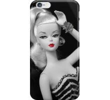 Vintage fashion Barbie doll iPhone Case/Skin