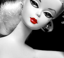 Vintage fashion Barbie doll by shootingnelly