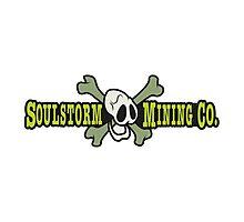 SoulStorm Mining Co. Photographic Print