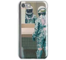 The Men's Room iPhone Case/Skin