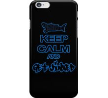 Keep calm and Get jinxed Blue - League of Legends iPhone Case/Skin