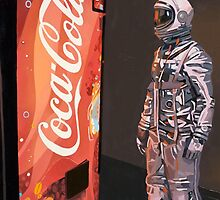 Coke Machine by scottlistfield