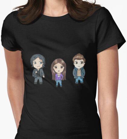 Vampire Diaries Womens Fitted T-Shirt