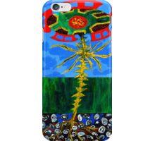 Lone flower iPhone Case/Skin