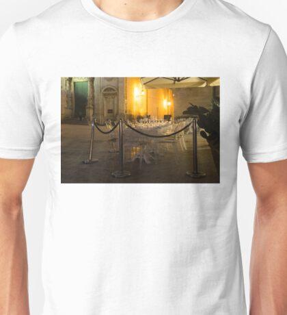 The Glass Restaurant Unisex T-Shirt