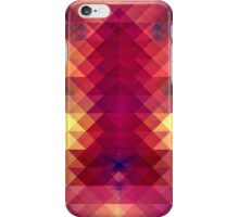 Abstract Geometric Spectrum iPhone Case/Skin