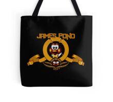 James Pond - SNES Title Screen Tote Bag