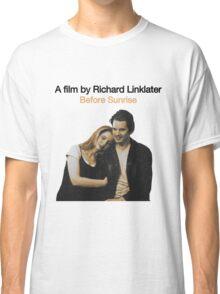 BEFORE SUNRISE // RICHARD LINKLATER (1995) Classic T-Shirt