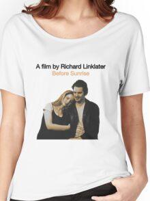 BEFORE SUNRISE // RICHARD LINKLATER (1995) Women's Relaxed Fit T-Shirt