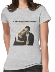 BEFORE SUNRISE // RICHARD LINKLATER (1995) Womens Fitted T-Shirt