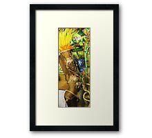 Rio Carnaval Framed Print