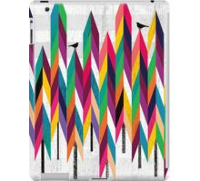 Pinetrees iPad Case/Skin