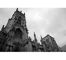 Gothic Appearance Photographic Print