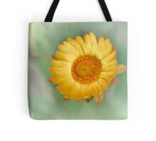 118 Yellow Daisy Mt Tomnah Tote Bag