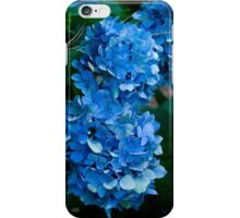 Hydrangeas of Blue iPhone Case/Skin
