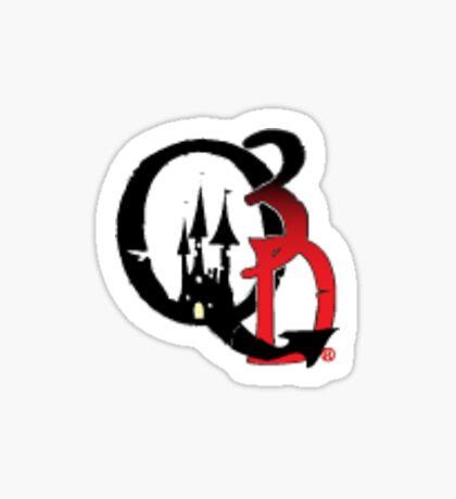 QuickQuests® Mini Logo Sticker