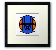 Oddworld Lift Framed Print