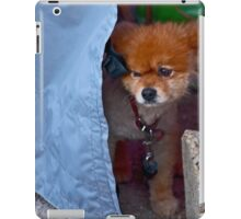 Mad dog iPad Case/Skin