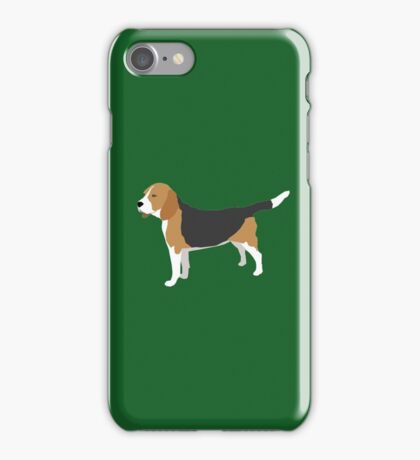 Winnie der Beagle iPhone Case/Skin