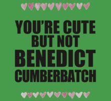 Cute but not Benedict Cumberbatch Kids Clothes
