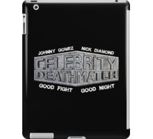 Celebrity Deathmatch iPad Case/Skin