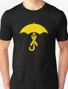 Umbrella Revolution 2014 Yellow Ribbon Movement Unisex T-Shirt