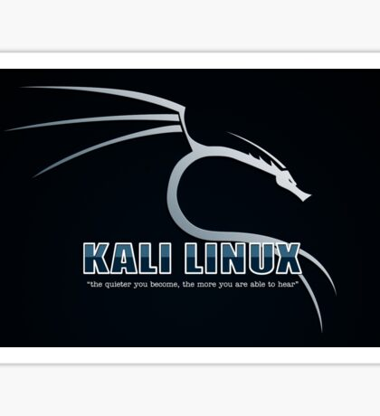 Kali Linux Sticker