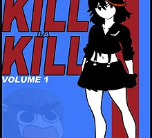 KILL LA BILL 1 by Team-AGP2014