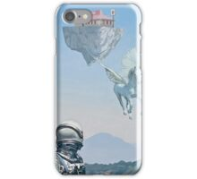 Floating Island Pizza Hut iPhone Case/Skin