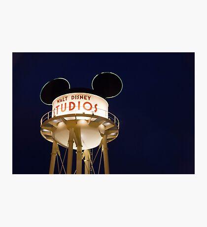 Walt Disney Studios Photographic Print