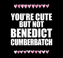 Cute but not Benedict Cumberbatch by Susanna Olmi