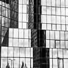 London Reflection by newbeltane