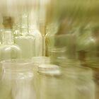 Retired Bottles Series #5 by Lexa Harpell
