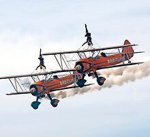 Breitling Wingwalkers 3 by © Steve H Clark Photography