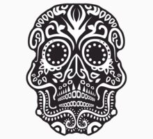 Day of the Dead skull by Matthew Britton