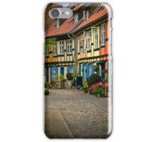 Stralsund, Mecklenburg Western Pomerania, Germany. iPhone Case/Skin