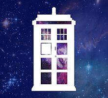 TARDIS by lizzielizabeth