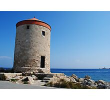 Rhodes Old Town.. Photographic Print