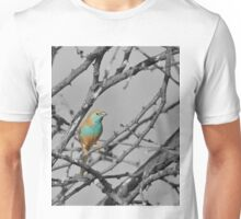Blue Waxbill - Selective Beauty from Nature Unisex T-Shirt